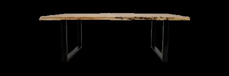 Esstisch SoHo - 280x100 cm - Akazie / Eisen