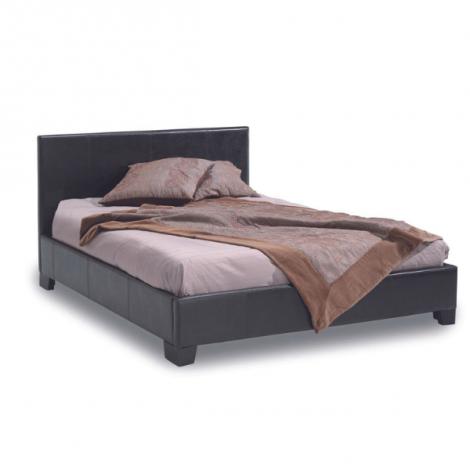 Doppelbett Miro 140x200 - braun