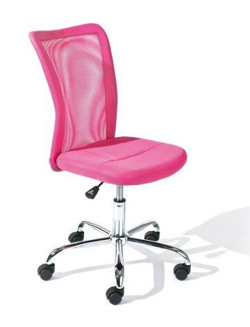 Bürostuhl Eva - rosa