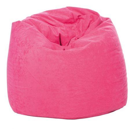 Sitzsack Europa 220 micro rosa