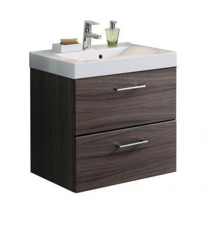Waschtischunterschrank Marinello 70cm - braun