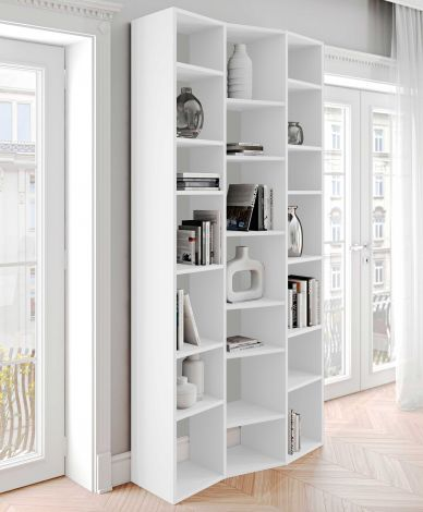 Bücherschrank Varna - Modell 7