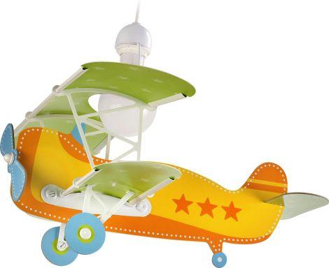 Hängelampe Flugzeug Baby Flugzeug Orange