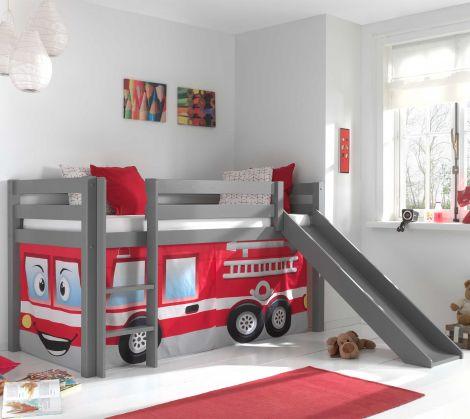 Halbhochschwelle Astrid grey - Feuerwehr
