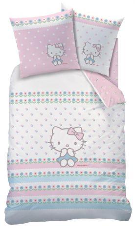 Bettwäsche Hello Kitty Alix