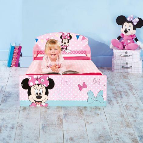 Kleinkindbett Minnie Mouse