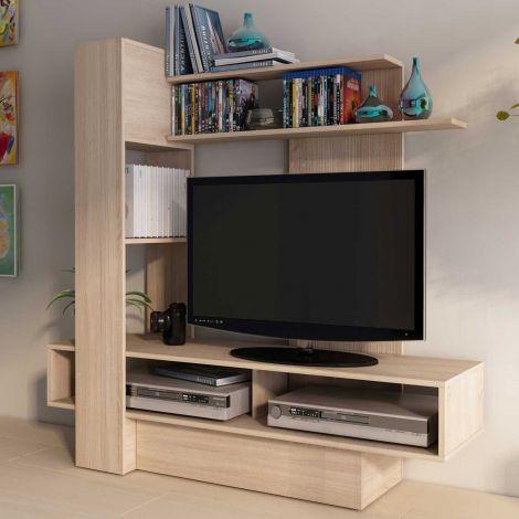 Tv-Schrank Skill 140cm - braun