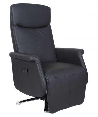 Entspannungsstuhl Kiwi - schwarz
