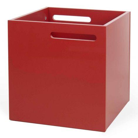 Aufbewahrungsbox Berkeley - rot