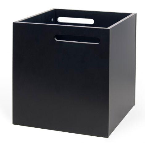 Aufbewahrungsbox Berkeley - schwarz