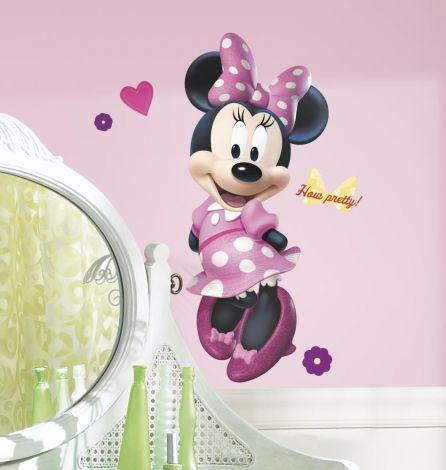 RoomMates Wandtattoo - Minnie Maus maxi