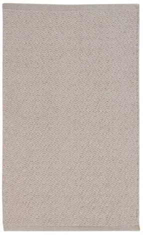 Teppich Rilievo 120x60 Ecru