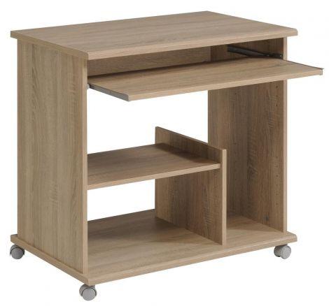 Schreibtisch Compact - Braun