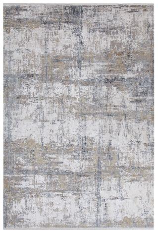 Teppich Craft 150x80 Anthrazit/Crème